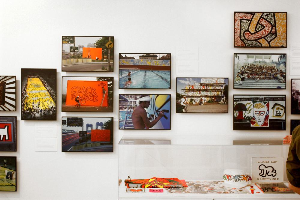 CHILDREN ART MUSEUM. Keith Harring