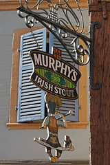 Murphy's Irish Stout detail