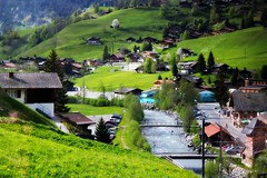 A small village in Switzerland (Hopeisland) Tags:  2011