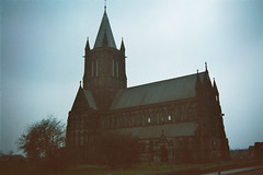 Freedom in Grey Days - 1989 - St Bartholomew's Church, Armley / Leeds * (Sterneck) Tags: st bartholomew church armley leeds