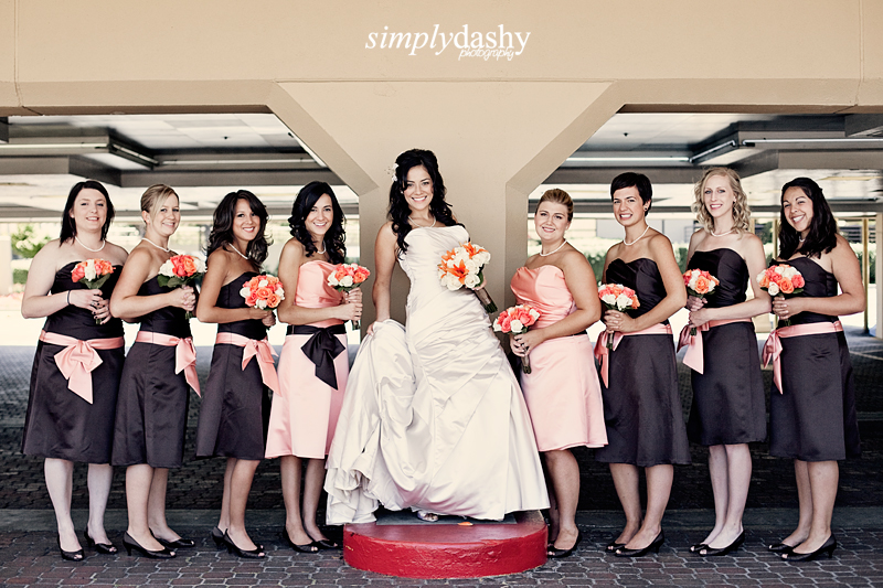 16 Bridesmaids