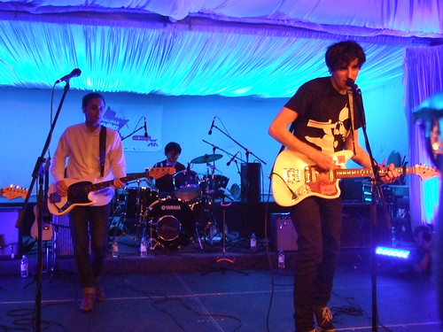 The Pains of Being Pure at Heart   @ the Olympic Community Hall  HPX 2011