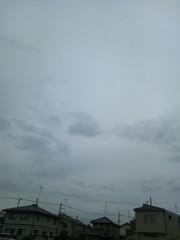 2011/10/21の空の写真