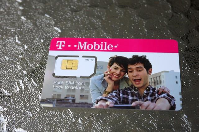 米国T-MobileのSIMで、unlocked Android携帯で定額データ通信(テザリング)