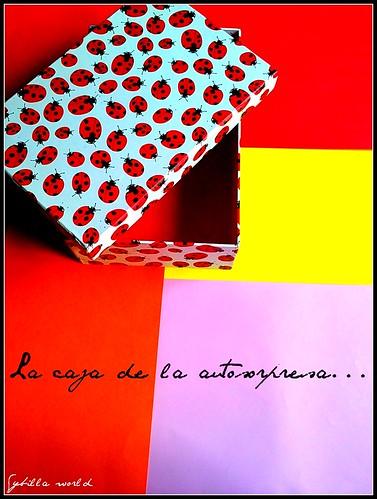 La caja de la sorpresa!! by sybillaworld