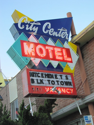 City Center Motel by jimsawthat