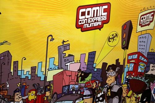 Comic Con Express Mumbai