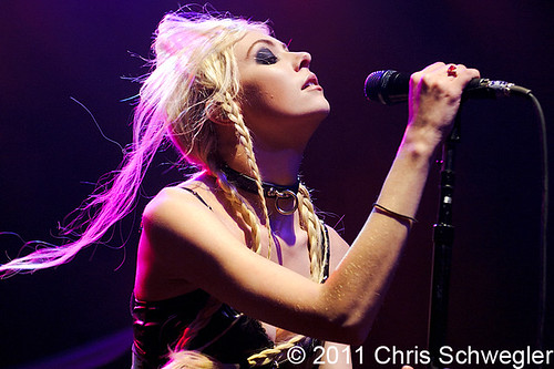 The Pretty Reckless - 10-24-11 - Royal Oak Music Theatre, Royal Oak, MI