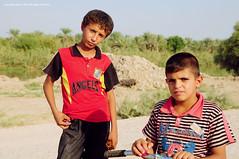 Country Boys (Manic~Mind™) Tags: street people boys kids children kid nikon village child candid south iraq country young photojournalism human malaysian iraqi journalism spontaneous d90 manic~mind yusriyusof