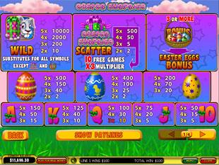 free Easter Surprise slot mini symbol