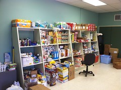 School food pantry