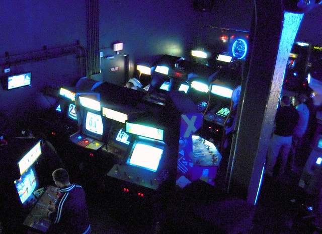 Ground Control Arcade