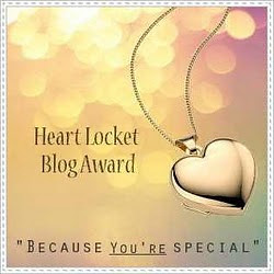 Heart Locked Blog Award