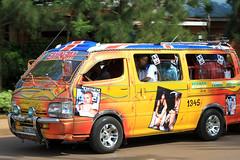 Eminem Minibus Kigali