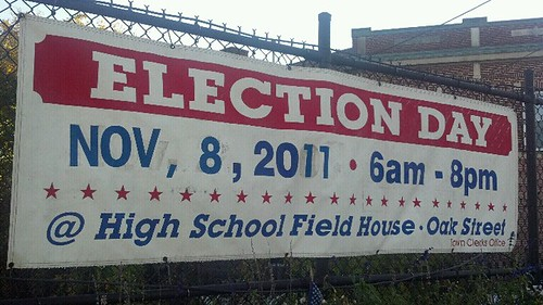 _Election Sign - Nov 8
