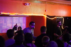 Spider Bags, La Salamandra, Durham NC, 10/28/11 (Ash Crowe) Tags: still durham northcarolina spiderbags lasalamandra favs11