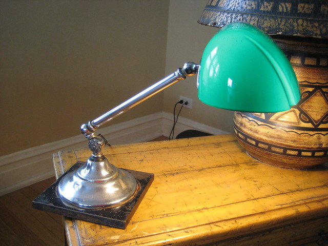 Desk Lamp Suggestions For A Roll-Top - Paper and Pen ...
