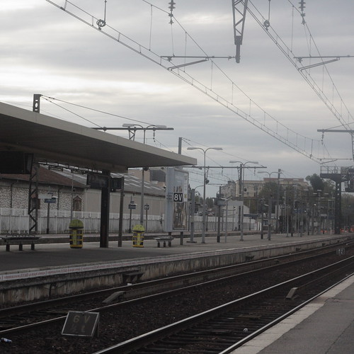Corbeil essones, RER station
