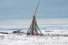 DSC_5259s (savillent) Tags: winter snow canada cold fall ice landscape october north nwt arctic northwestterritories saville 2011 tuktoyaktuk