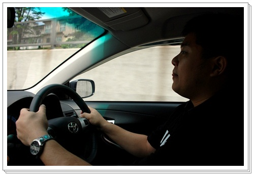 Toyota Altis Road Trip Experience With Bloggers