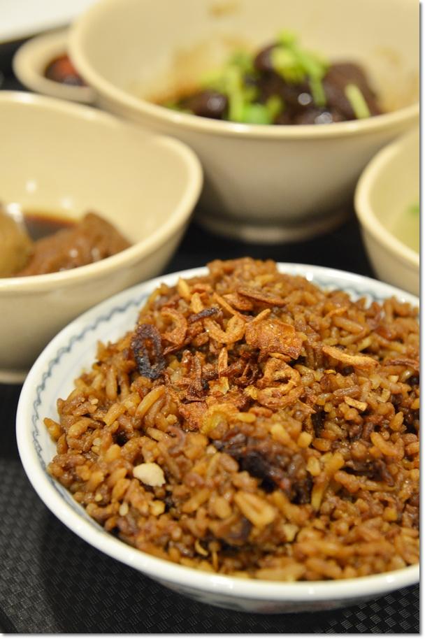 Bukit Mertajam Famous Yam Rice