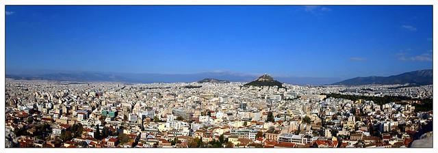 Athens Parnorama