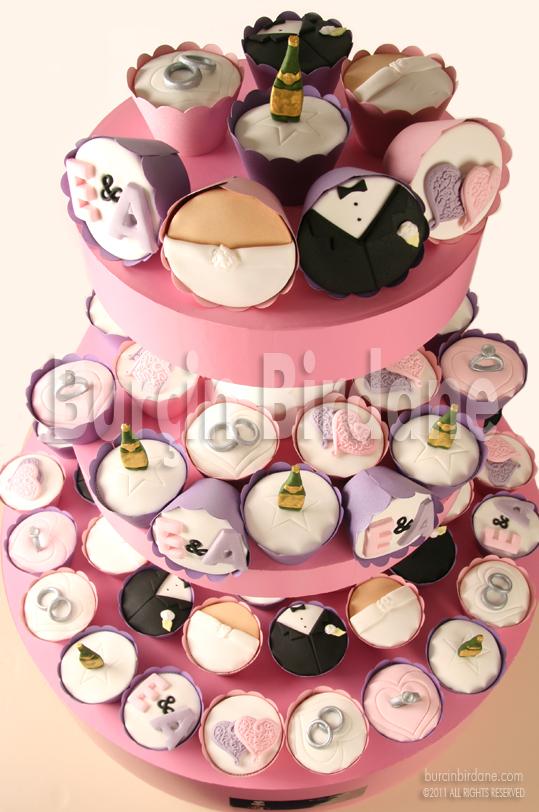 Nisan Cupcake Standi 1