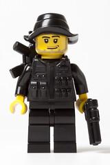 Navy Seals with Boonie hat (BRiCKiZiMO) Tags: lego customised brickarms brickizimo