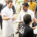 Rahul Gandhi on a local sweet shop in Jaunpur (3)