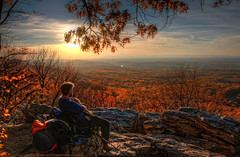 Days End Reward  ~Explore~ (Tom Lussier Photography) Tags: sunset mountain tree clouds forest river landscape virginia nationalpark nikon fallcolor fallcolors shenandoah tomlussier rememberthatmomentlevel1 rememberthatmomentlevel2