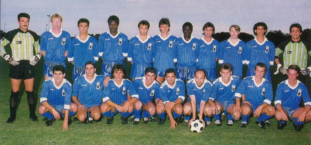 bastia 1988-89