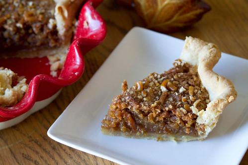 Pecan Pie Without the Pecans - 8