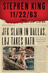"Just read about ""11/22/63"" in Wired,..."