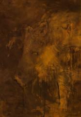 tusker (Winfried Veil) Tags: leica berlin art animal germany painting deutschland veil kunst schwein winfried tier eber wildschwein m9 tusker gemälde mobilew leicam9 winfriedveil lillavonputtkamer