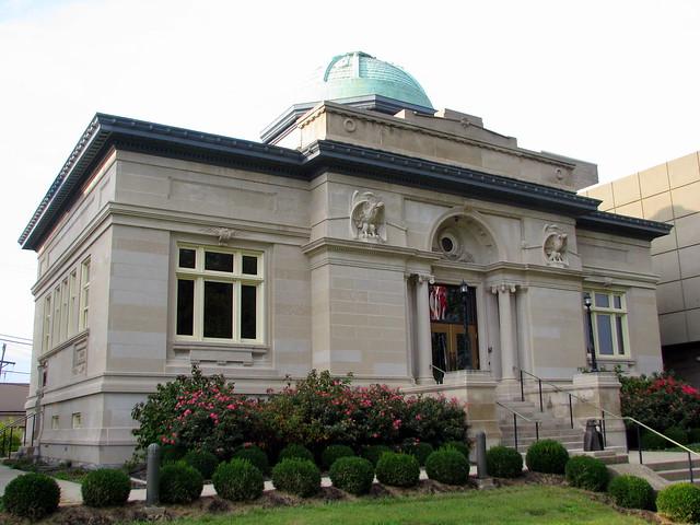 Carnegie Library (alt) - Jeffersonville, IN