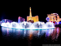 Fountains of Bellagio - Las Vegas, NV