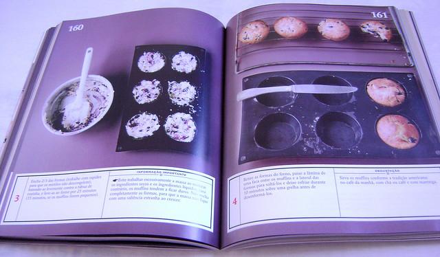 Livro Cozinha passo-a-passo Larousse