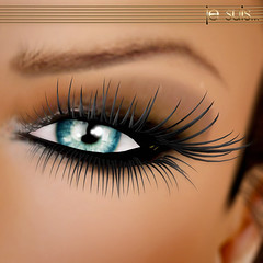 je suis...lashes  005 (je suis... Julia Merosi) Tags: lashes jesuis leahmccullough juliamerosi