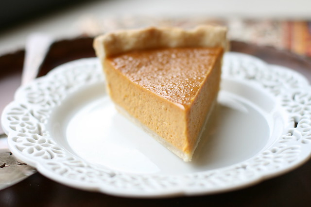 maple pumpkin pie 4