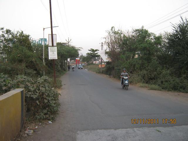 Lohegaon Wagholi Road - Visit to Pankaj Aasmaan at Lohegaon Pune 411 047