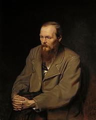 retrato Dostoyevsky
