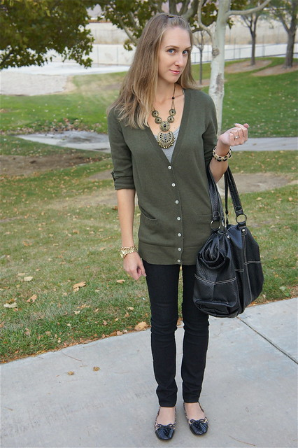 Casual skinny jeans outfit