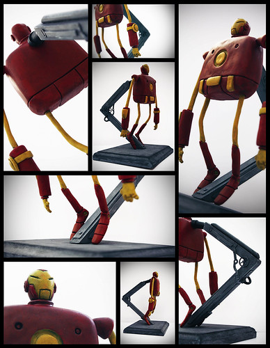 Iron Man - mash up by [rich]