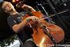 Ben Sollee @ Orlando Calling Music Festival, Citrus Bowl, Orlando, FL - 11-13-11