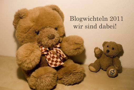 Blogwichtelbären
