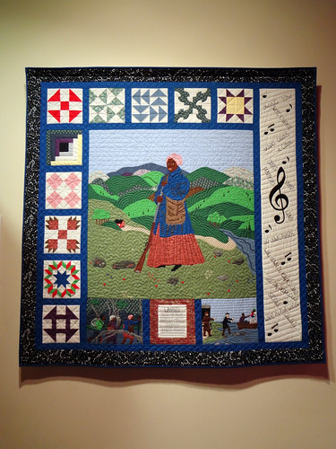 Harriet Tubman Quilt