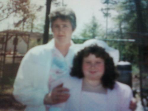 Mama & I - Easter 1989