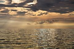 paoloz2-7d-6701 (paoloz2) Tags: sea sky italy panorama cloud sun seascape black color yellow contrast canon landscape gold italia nuvole mare giallo cielo ita sole colori nero vr oro contrasto mygearandme ringexcellence