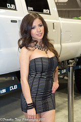 LA Auto Show 2011-400.jpg (FJT Photography) Tags: auto show new ladies girls woman hot cars beautiful sport lady female canon booth la los model women flickr pretty angeles erin flash models indoor skirt exhibition event heels gals brand sexappeal 2011 60d productspecialist mazarattila laautoshow2011la
