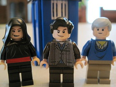 The End of Time (Brickdon) Tags: david lego time who doctor end custom tennant